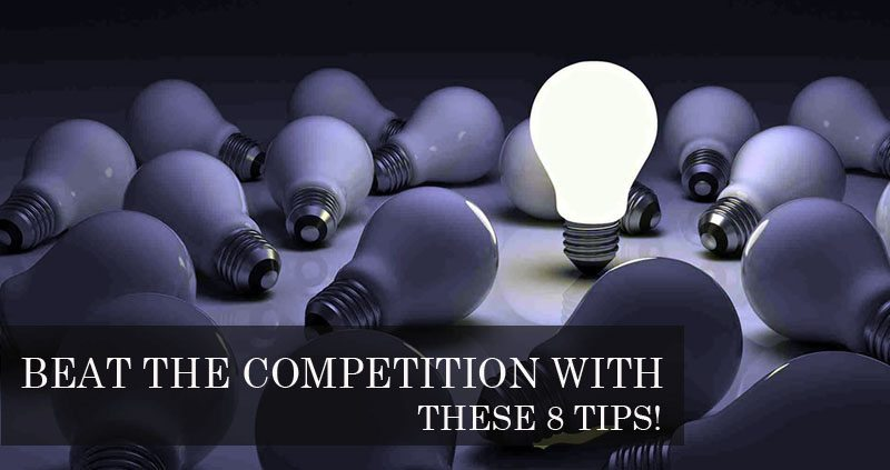 8 Ways to Beat the Competition with Your Trade Show Display