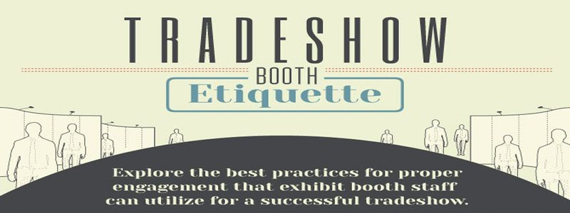 Event and Trade Show Etiquette Tips