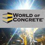 World of Concrete 2016 Trade Show