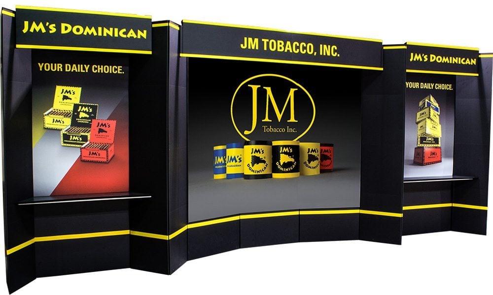 JM Tobacco 10x20 InfiniLite