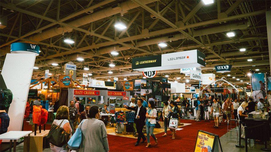 Outdoor Retailer Summer Market 2017 Trade Show