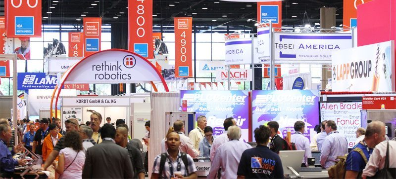 2016 Manufacturing Technology Show