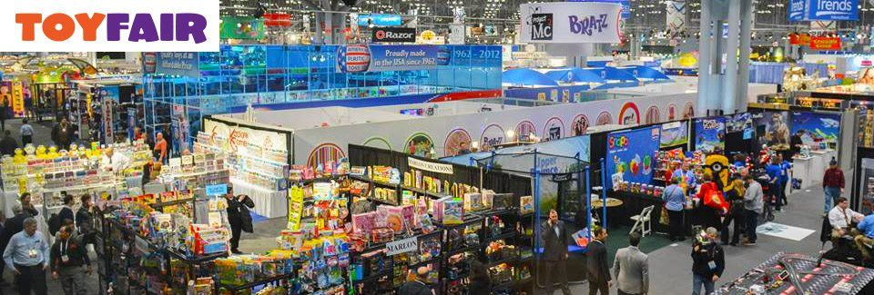 Toy Fair 2018, New York