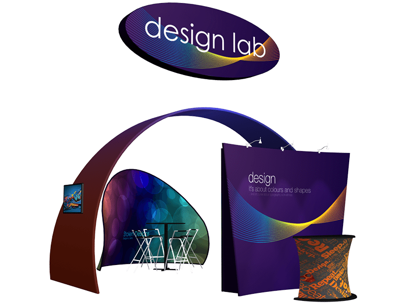 design lab 20x20 FabLite Streamline