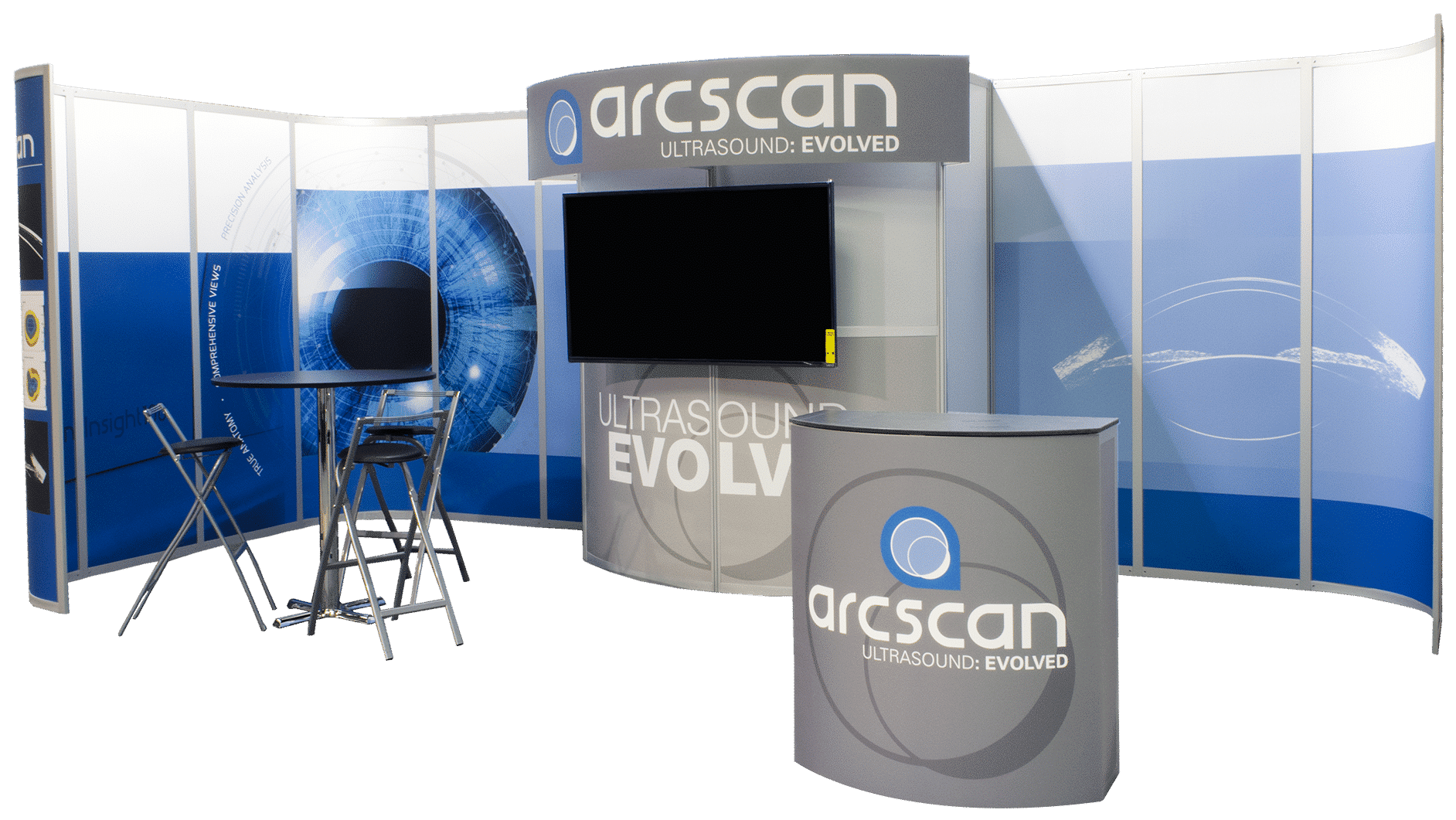 Award Winning Custom 10x20 Trade Show Displays Booth Exhibits