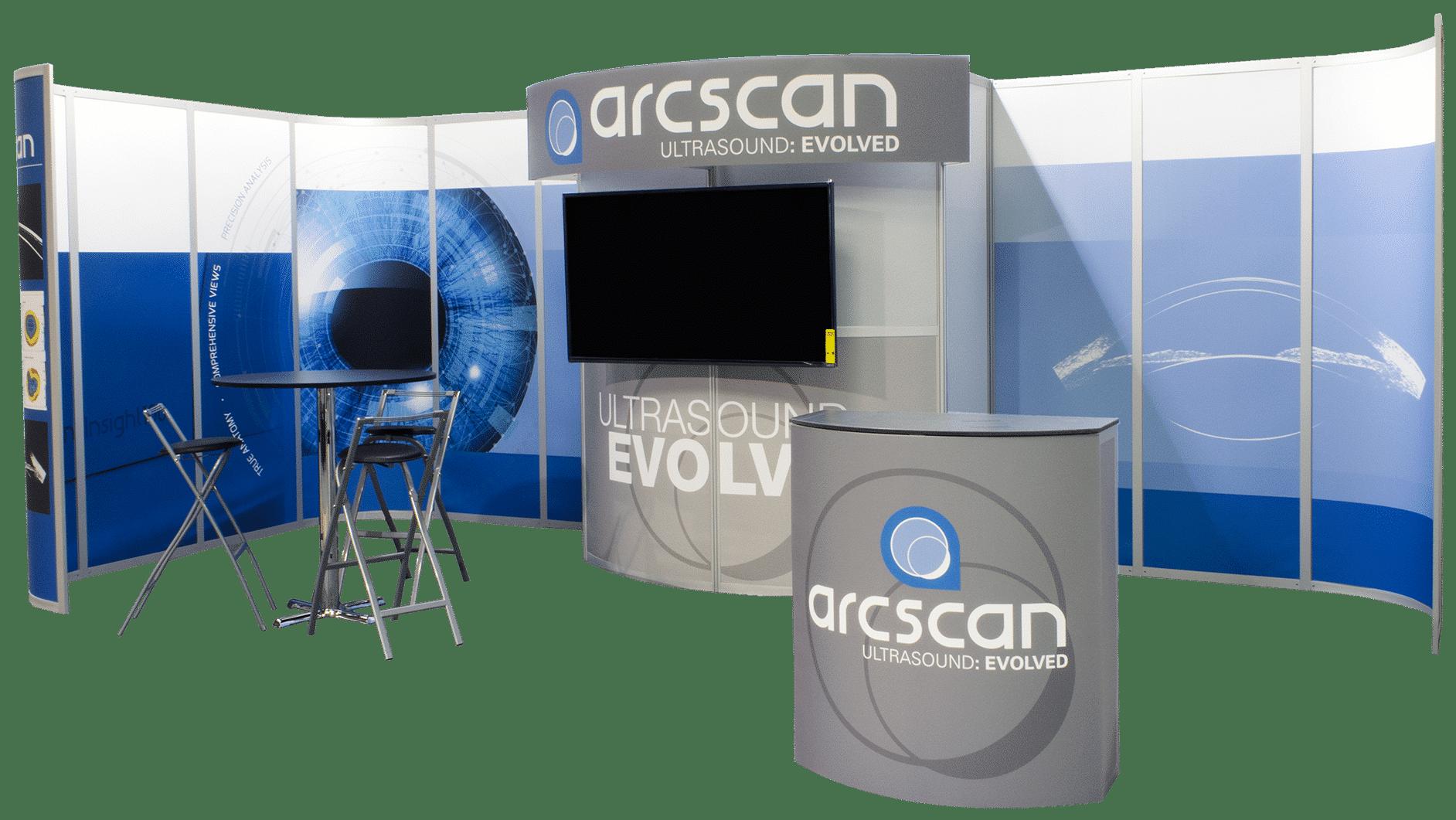 Arcscan 10x20 Fusion