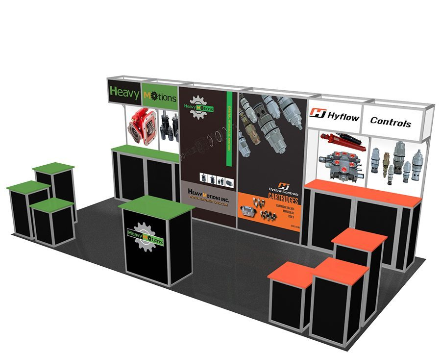 Trade Show Displays Design Ideas from The Trade Show Experts