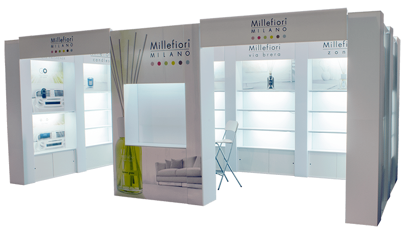 used lightweight trade show booths