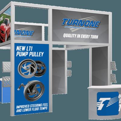 Aluminum Extrusion Kit Displays