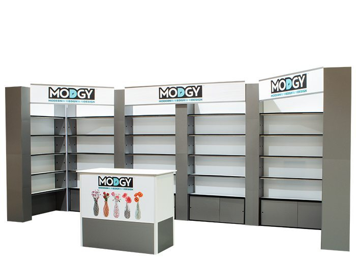 Used Trade Show Booth : Affordable used trade show displays used trade show booths
