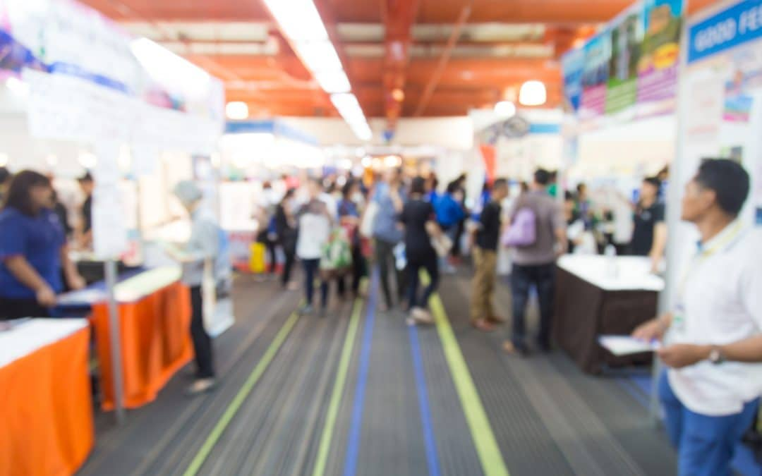 7 Ways Trade Shows Can Boost Your Small Business Success