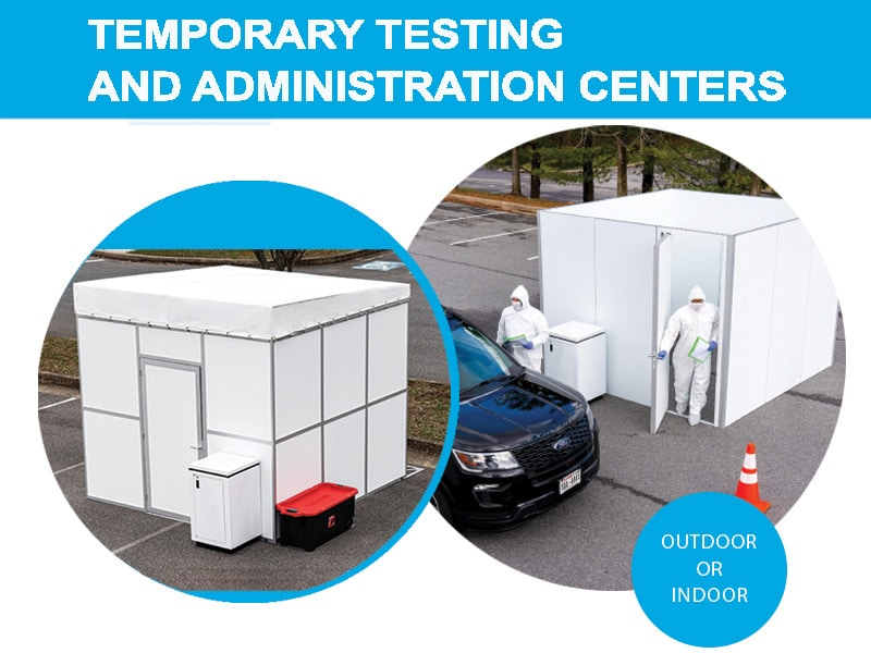 Temporary Emergency Medical Structures