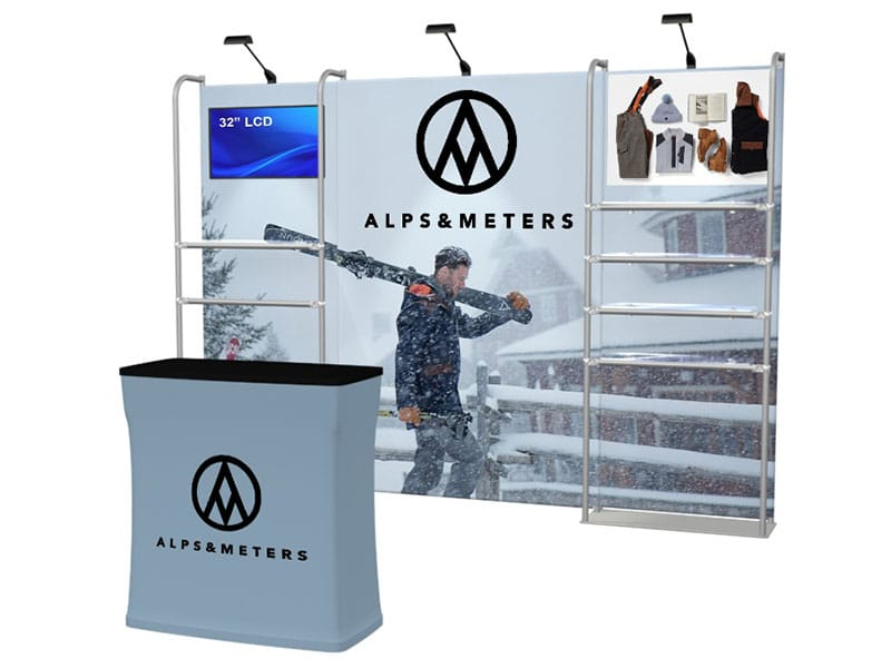 Used Trade Show Booths